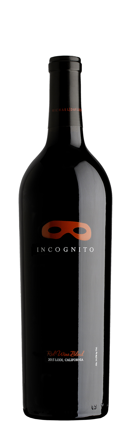 Incognito Red