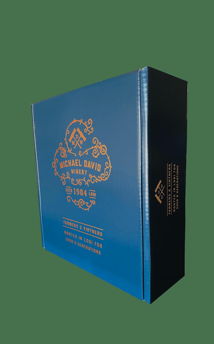 3 Bottle Gift Box